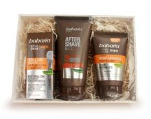 Babaria Men's Skin Care Gift Tray